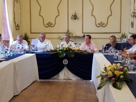 Celelebración de la Asamblea de la CEACNA celebrada el 8 de junio en La Palma