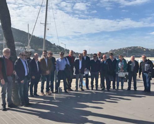 Los náuticos españoles, preocupados por los clubes que no han renovados sus concesiones